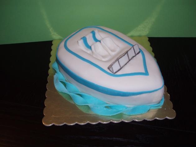 Yacgh cake / Τούρτα γιωτ